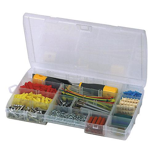 23-Compartment Small Parts Organizer