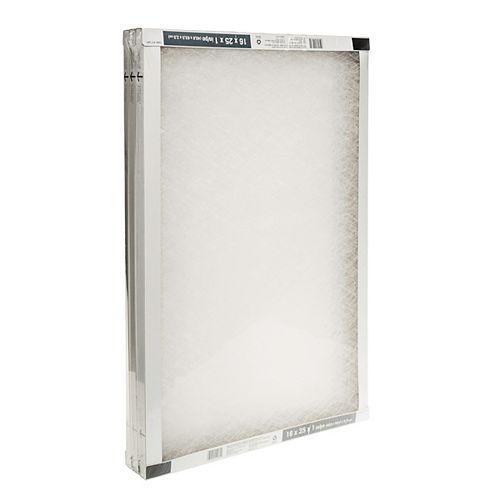 16-inch x 25-inch x 1-inch Fibreglass Furnace Air Filter (3-Pack)