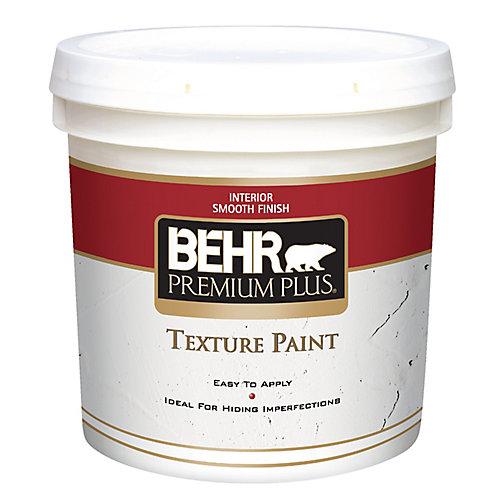 PREMIUM PLUS Texture Paint - Smooth Finish, 7.58L