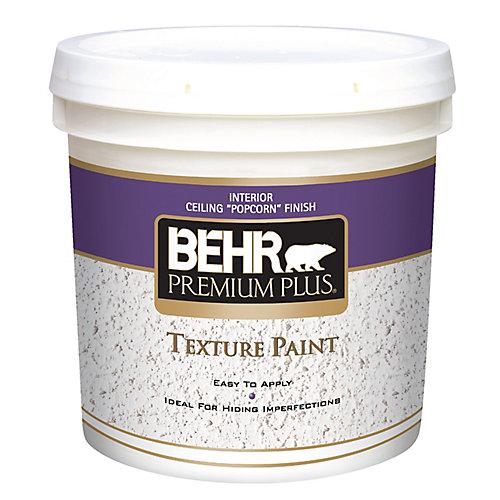 PREMIUM PLUS Texture Paint - Ceiling Popcorn Finish, 7.58L