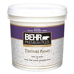 Texture Finish 7.58l Popcorn Ceiling