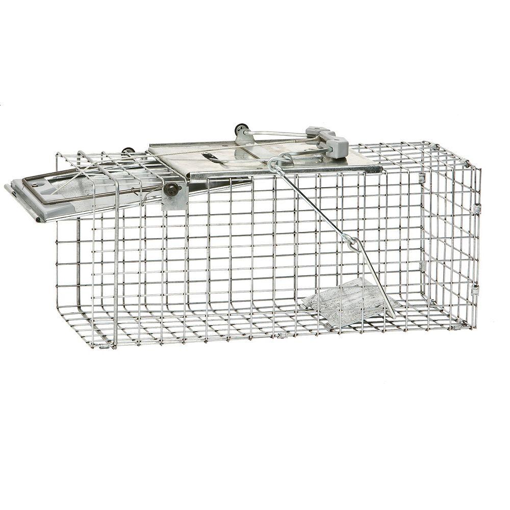 Havahart Easy Set Medium 1 Door Animal Trap The Home Depot Canada