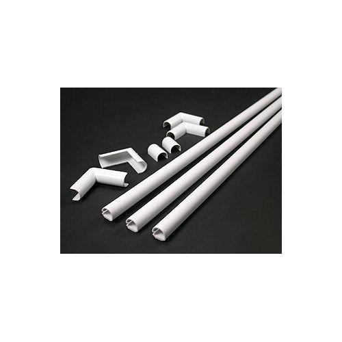 Plastic CordMate Kit White