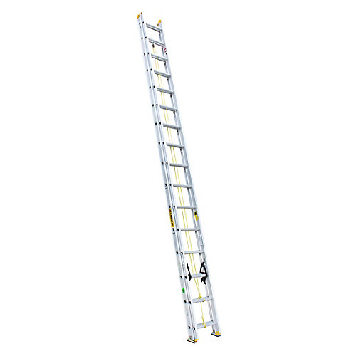 aluminum extension ladder 32 Feet  grade I