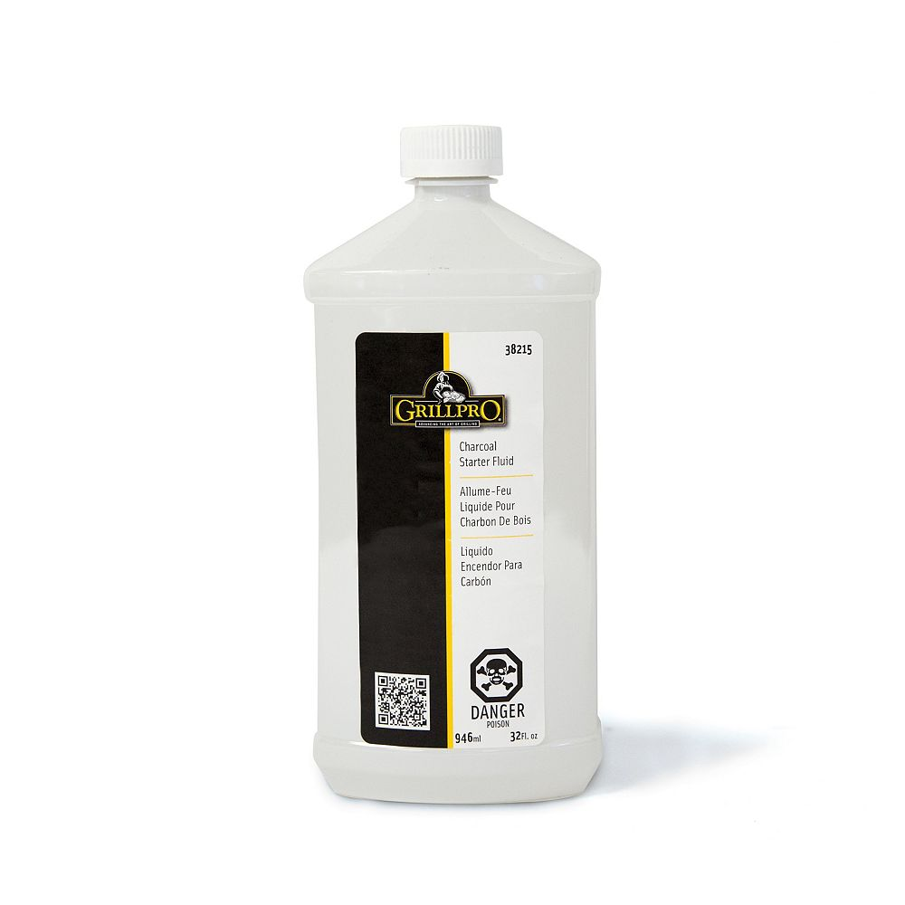 GrillPro Starter Fluid for Charcoal BBQ