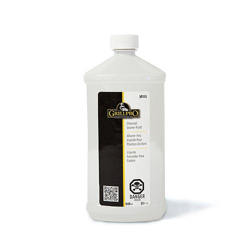Starter Fluid for Charcoal BBQ