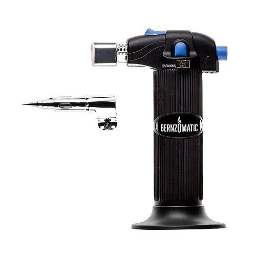 Bernzomatic St2200T – Micro-Chalumeau Au Butane