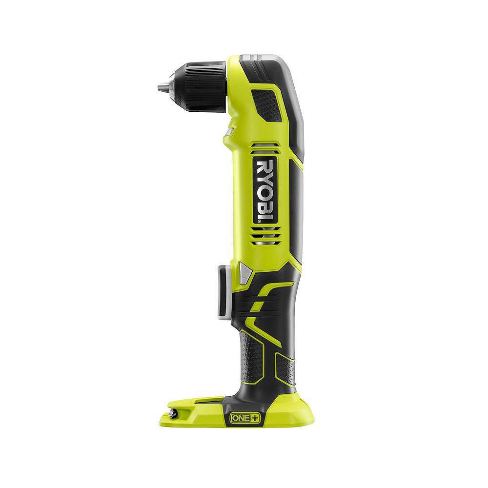 RYOBI 18V ONE+ Cordless 3/8-inch Right Angle Drill (Tool-Only)