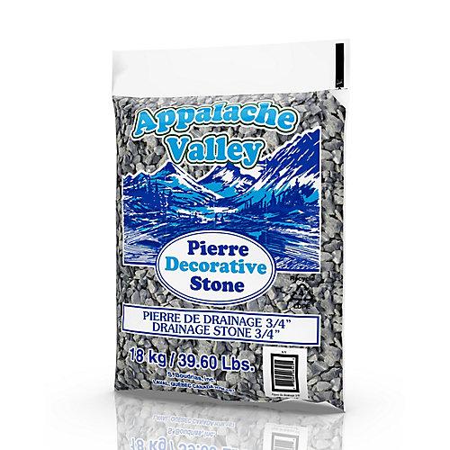18 kg Drainage Stone