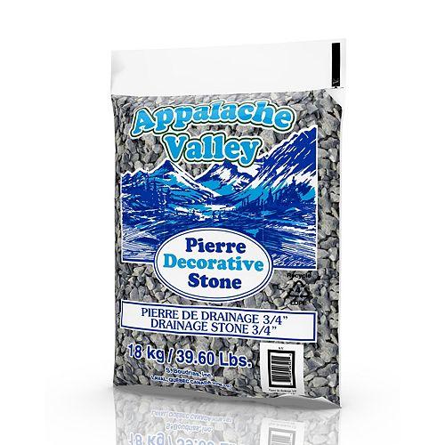 Drainage Stones 3/4 18 KG