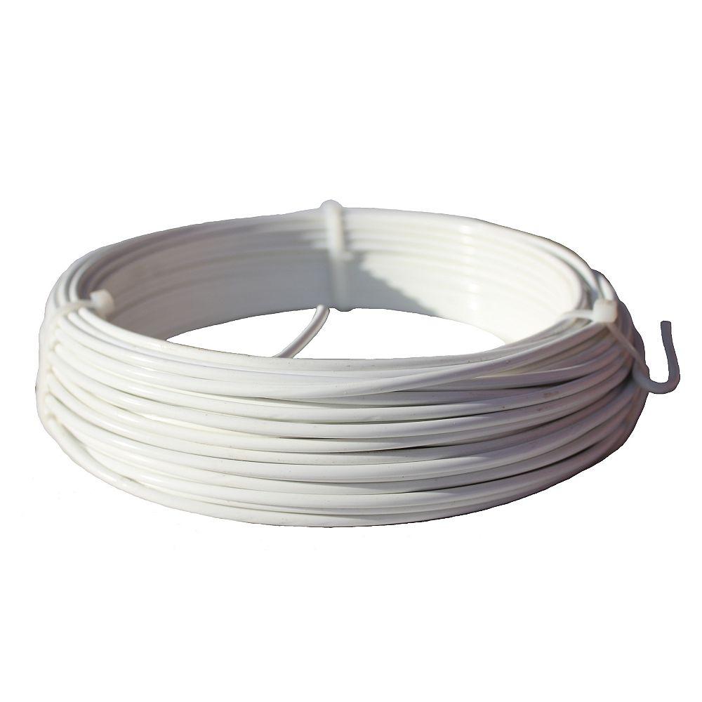 Master Halco Fil de bas blanc 9ga (100 pi)