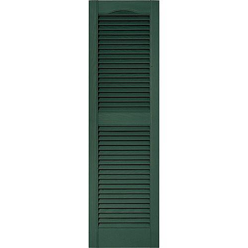 Persiennes Vert Foret 37 x 109,2CM