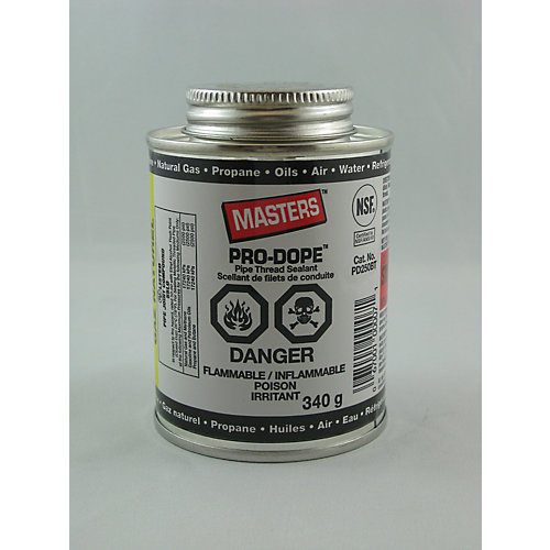 PRO-DOPE Scellant de filets de conduite - 250ml
