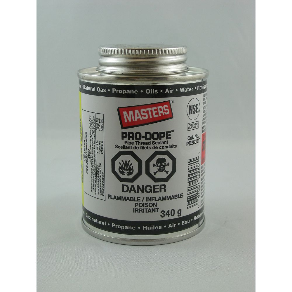 Masters Pro-Dope Pipe Thread Sealant - 250Ml