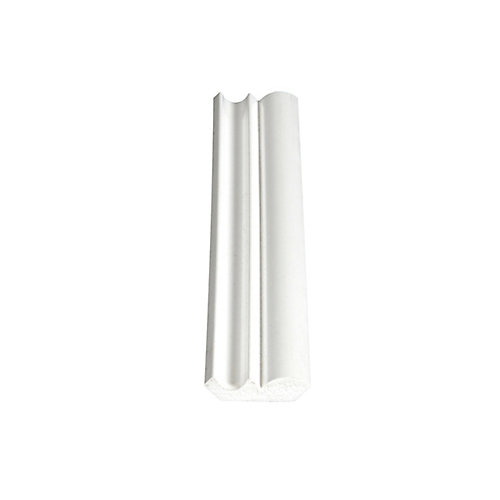 Doucine/Couronne en PVC - 7/16 x 1 5/8
