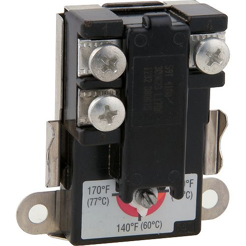 Upper Electric Water Heater Thermostat