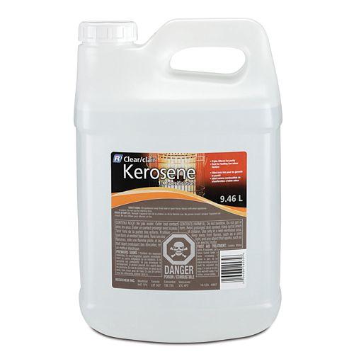 9.46L Clear Kerosene