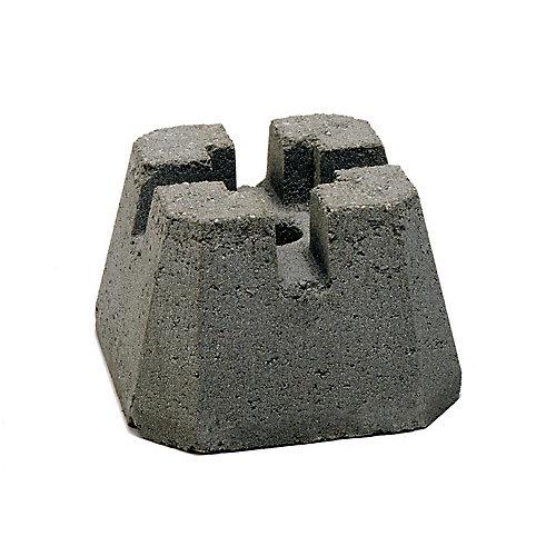 Bloc de poteau DekBlock 4-Way