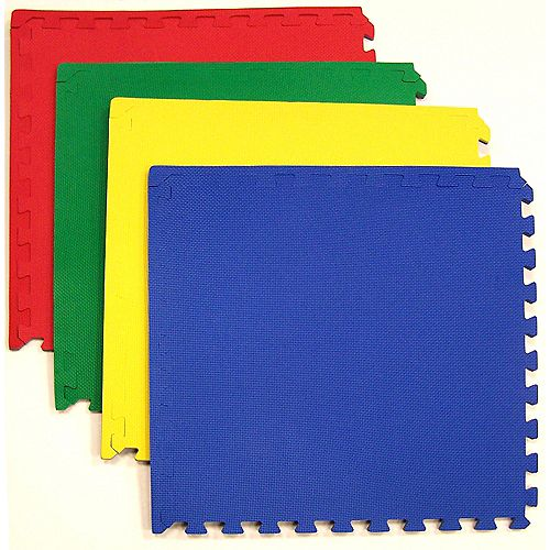 24-inch x 24-inch Step Floor (Assorted)
