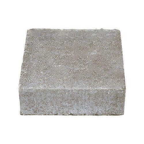 Barkman Dalle de fondation, 18 po x 18 po x 6 po, naturel
