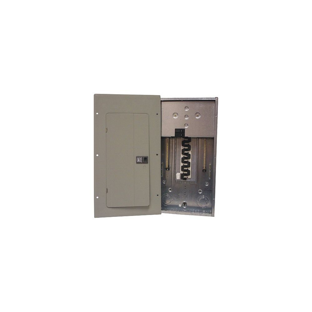 Eaton Cutler-Hammer Type Br, 125A Main Breaker Loadcentre - 20/40 Circuits - Combination Service Entrance