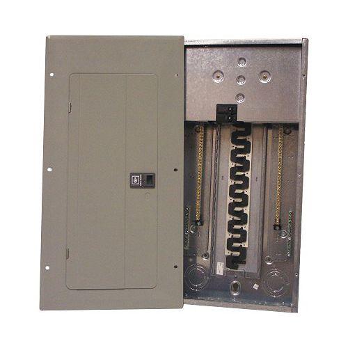 Eaton Cutler-Hammer BR Centres de distribution de type enfichable disjoncteur principal intégré 125 A - 30/60 - prêt au branchement