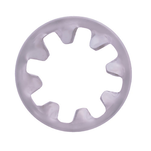 1/4 rondelles anti-vibration int. Inox.410