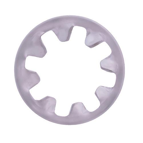3/8 rondelles anti-vibration int. Inox.410