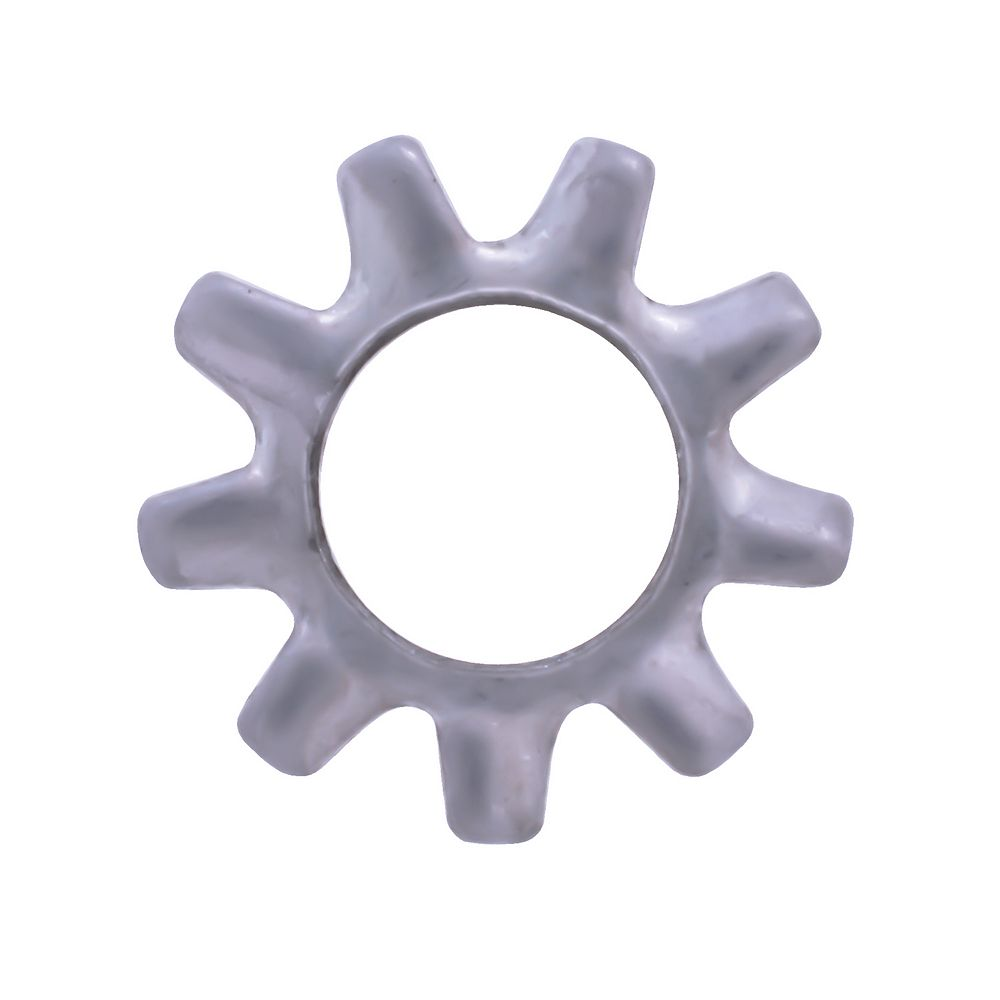 Paulin 1/4-inch 410 Stainless Steel External Tooth Lock Washers