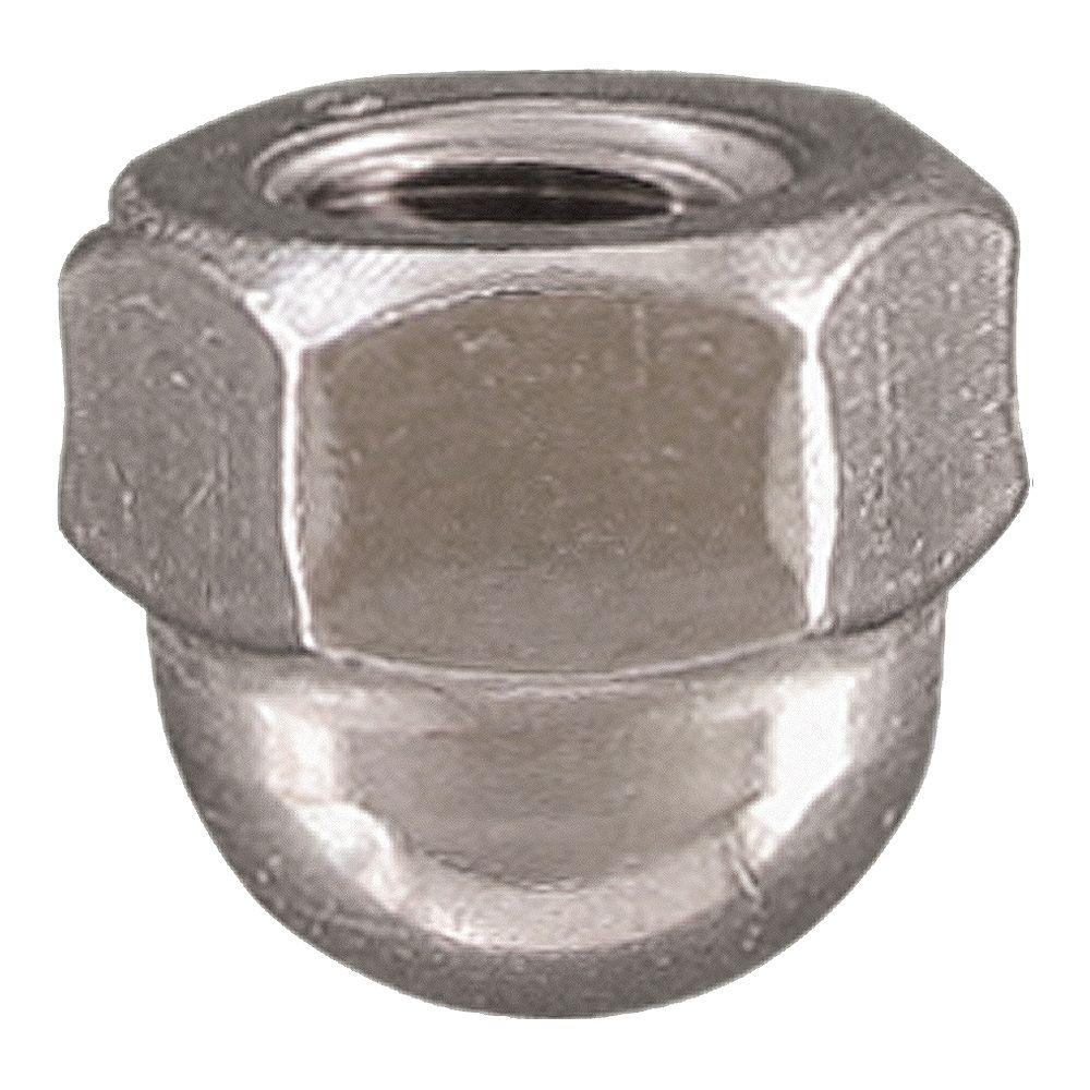 Paulin 3/8-inch-16 18.8 Stainless Steel Acorn Nut