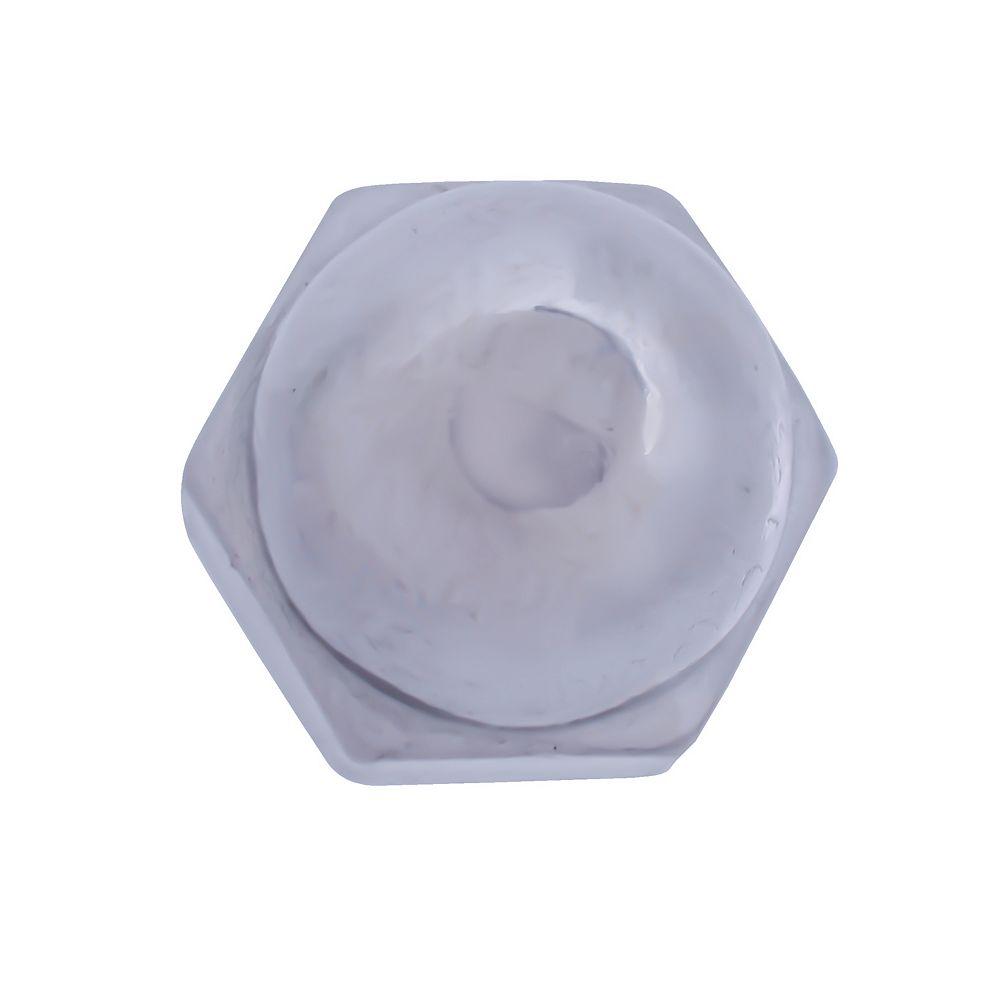 Paulin 6-32 18.8 Stainless Steel Acorn Nut