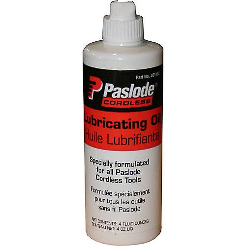 Bouteille de huile de lubrification de cloueuse sans fils 4OZ