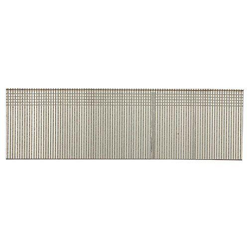 1-1/4-inch x 18-Gauge Brad Nail Glue Collated (1000 per Box)