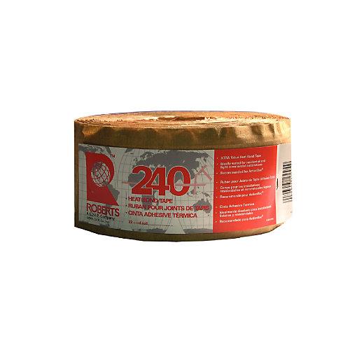 240 XT Heat Bond Tape with High Performance Hot Melt Adhesive