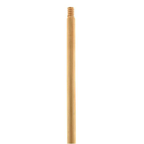 48 Inch Wood Handle 3/4 Inch Standard Thread