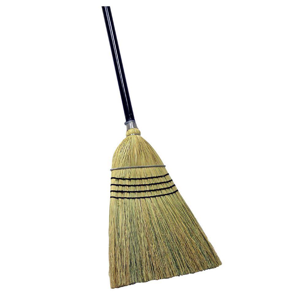 Quickie Professional Heavy-Duty Corn Broom