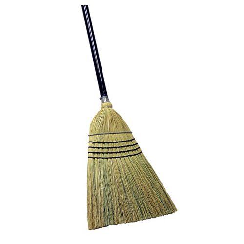 Professional Heavy-Duty Corn Broom