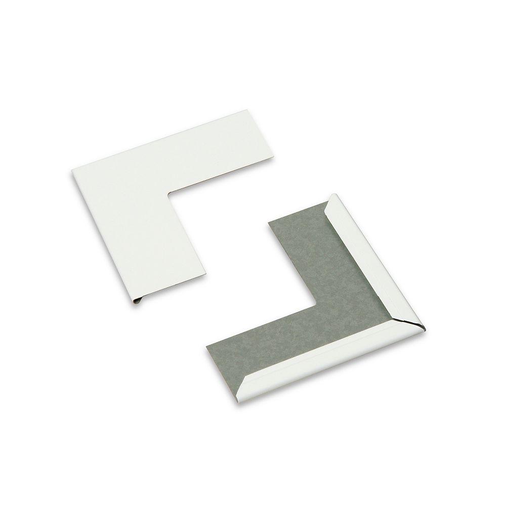 CGC Ceiling Suspension System Accessories, 7/8 Inch  Corner Cover Cap