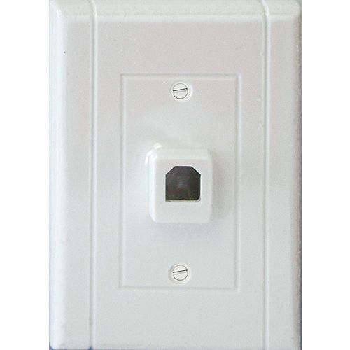 Atron Telephone White