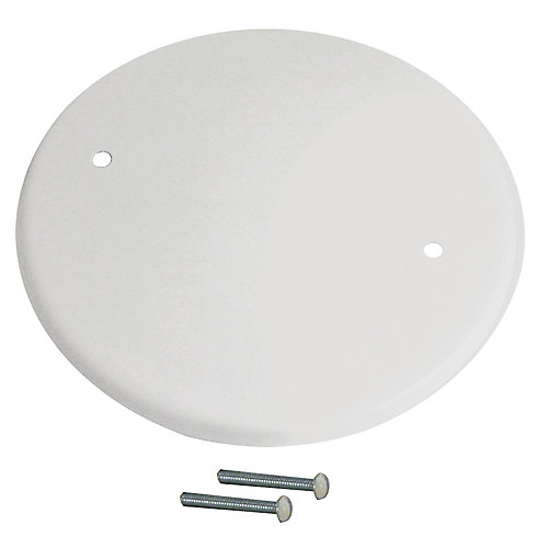 White Flat Blank Cover-Up Kit - 5 Inch (12.7 cm)