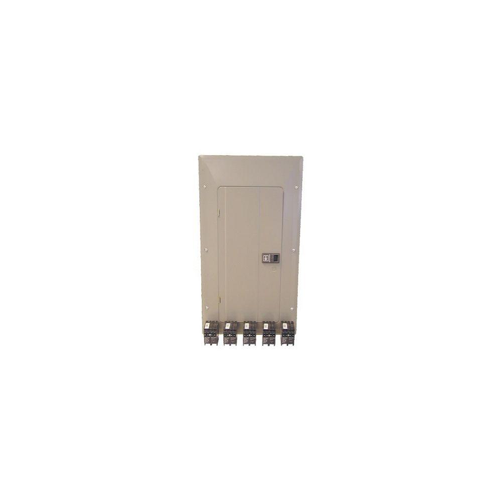 Eaton Cutler-Hammer Paquet panneau intérieur circuits 100 A 20/40 avec disjoncteurs DNPL