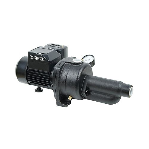 1/2 HP Convertible Jet Pump