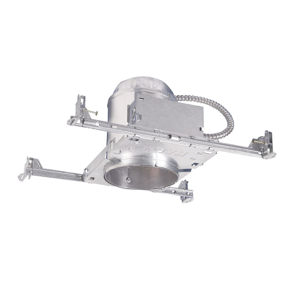Halo New Construction Air-Tite Housing for Insulated ceilings-5 Inch Aperture