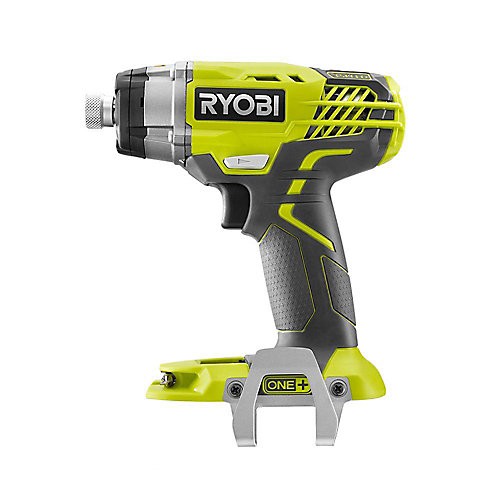 18V ONE+ Cordless 3-Speed 1/4-inch Hex Impact Driver with Belt Clip (Tool Only)