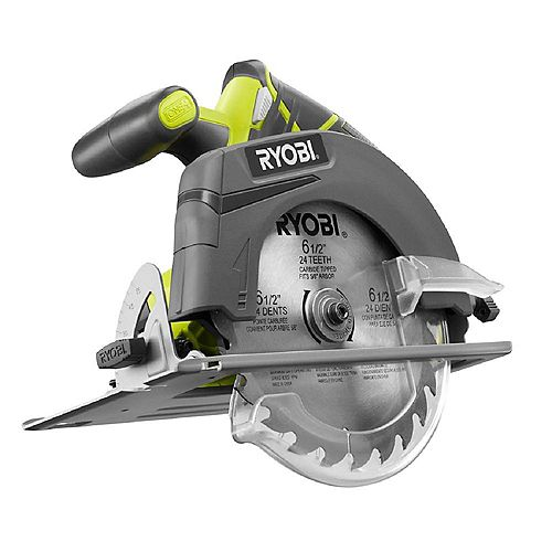 18V ONE+ 6-1/2-inch Cordless Circular Saw (Tool Only)