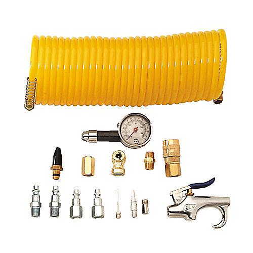 16-Piece accessory kit