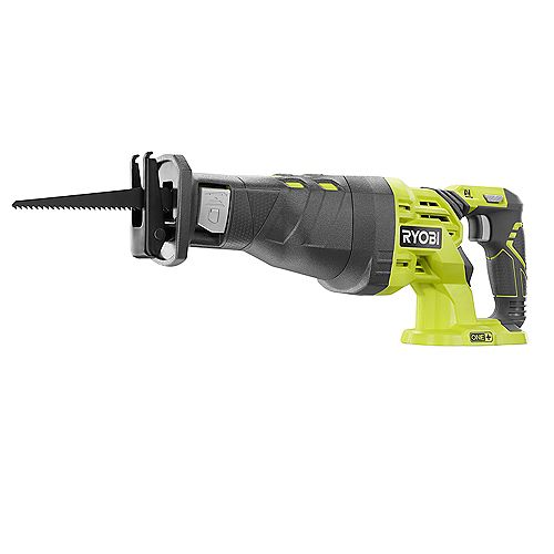 18V ONE+ Cordless Reciprocating Saw With Anti-Vibe Handle (Tool Only)