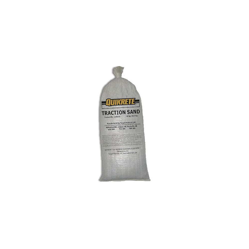 Quikrete Traction Sand 18kg