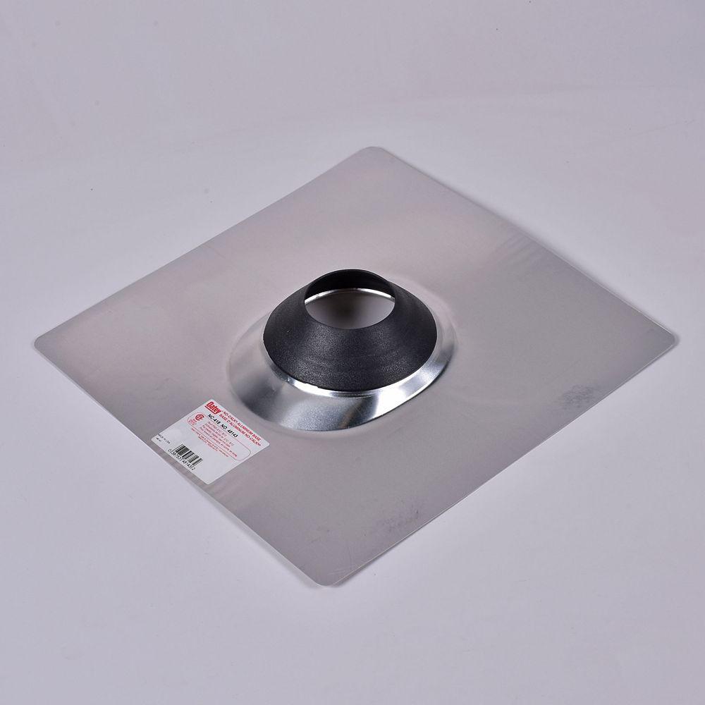 Oatey 4 inch  Aluminum Roof Flashing