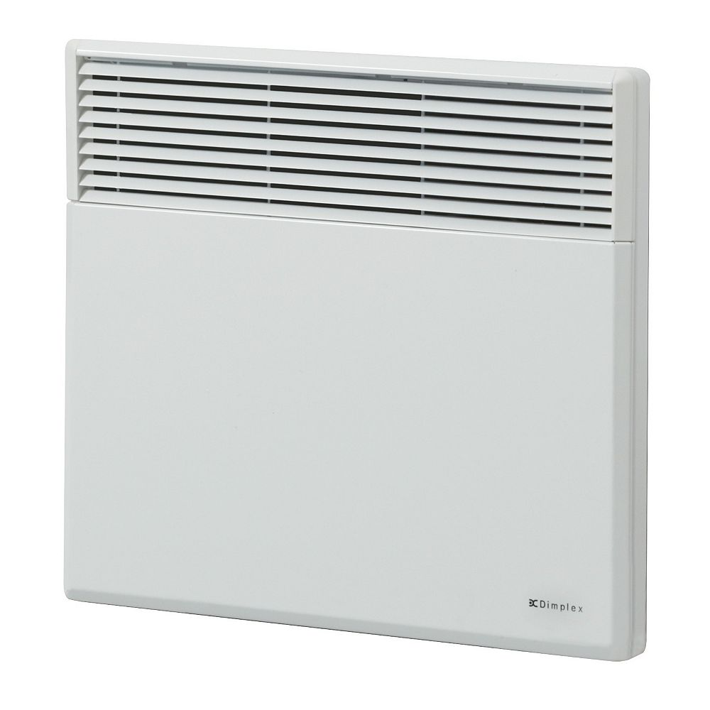 Dimplex 1500W/240V Electric Panel Convection Heater - White